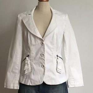 San Francisco - White jacket